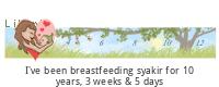 Lilypie Breastfeeding (rYni)